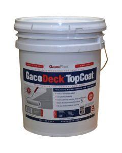 Gaco Deck Top Coat Shale 5 Gallon