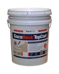 Gaco Deck Top Coat Desert 5 Gallon