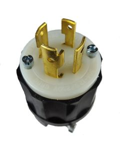 Leister TPO Robot Male Plug Adapter