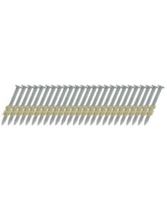 "ET&F AGS1000300P Collated Knurled Plastic Pins .100x3"" 3000ct"