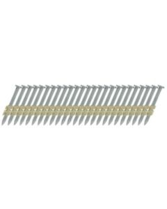"ET&F AKN1440350P Collated Knurled Plastic Pins .144x3.5"" 2000ct"