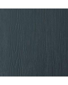 "James Hardie HardiePanel Fiber Cement Cedarmill Siding 48""x120"" Evening Blue 1pc"