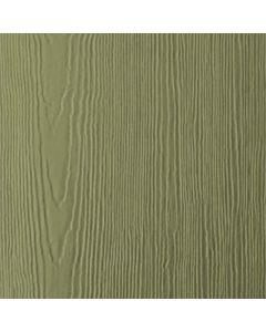 "James Hardie HardiePanel Fiber Cement Cedarmill Siding 48""x120"" Heathered Moss 1pc"