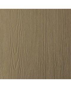 "James Hardie HardiePanel Fiber Cement Cedarmill Siding 48""x120"" Khaki Brown 1pc"