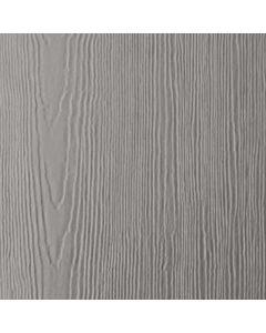 "James Hardie HardiePanel Fiber Cement Cedarmill Siding 48""x120"" Pearl Gray 1pc"