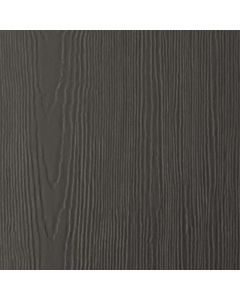 "James Hardie HardiePanel Fiber Cement Cedarmill Siding 48""x120"" Rich Espresso 1pc"