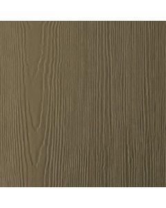 "James Hardie HardiePanel Fiber Cement Cedarmill Siding 48""x120"" Woodstock Brown 1pc"