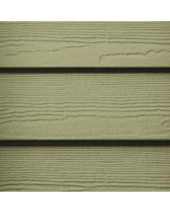 "James Hardie HardiePlank Fiber Cement Cedarmill Siding 7.25""x144"" Heathered Moss 1pc"