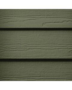 "James Hardie HardiePlank Fiber Cement Cedarmill Siding 7.25""x144"" Mountain Sage 1pc"
