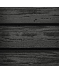 "James Hardie HardiePlank Fiber Cement Cedarmill Siding 8.25""x144"" Iron Gray 1pc"