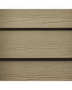 "James Hardie HardiePlank Fiber Cement Cedarmill Siding 8.25""x144"" Khaki Brown 1pc"