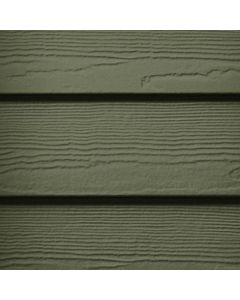 "James Hardie HardiePlank Fiber Cement Cedarmill Siding 8.25""x144"" Mountain Sage 1pc"