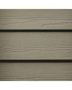 "James Hardie HardiePlank Fiber Cement Cedarmill Siding 8.25""x144"" Monterey Taupe 1pc"