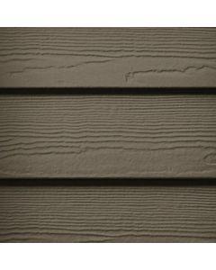 "James Hardie HardiePlank Fiber Cement Cedarmill Siding 8.25""x144"" Timber Bark 1pc"