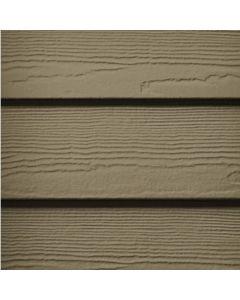 "James Hardie HardiePlank Fiber Cement Cedarmill Siding 8.25""x144"" Woodstock Brown 1pc"