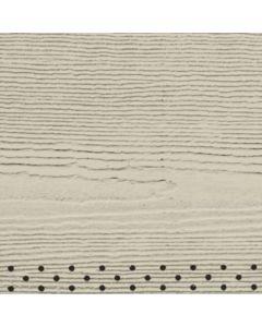 "James Hardie HardieSoffit Fiber Cement Vented Cedarmill Panel 12""x144"" Cobblestone 1pc"