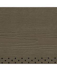 "James Hardie HardieSoffit Fiber Cement Vented Cedarmill Panel 12""x144"" Timber Bark 1pc"