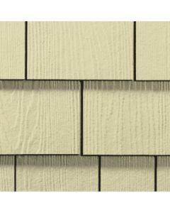 "James Hardie HardieShingle Fiber Cement Straight Siding 15.25""x48"" Navajo Beige 1pc"