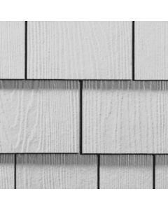 "James Hardie HardieShingle Fiber Cement Straight Siding 15.25""x48"" Primed 1pc"