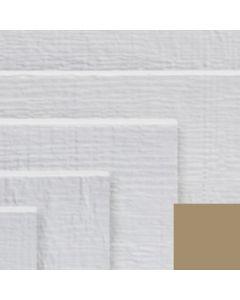 "James Hardie HardieTrim Fiber Cement Roughsawn 5/4 NT3 7.25""x144"" Khaki Brown 1pc"