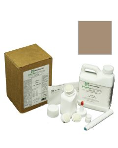 James Hardie Touch Up Kit 1 Pint Khaki Brown (Olive Brown)