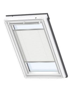 VELUX FHL PK19 SD1016 Roof Window Blinds Pleated Dual Sash White