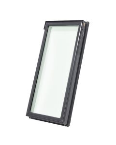 "VELUX FS C04 0004 Skylight Fixed Deck Mount Low E Stain Grade Wood 30 1/16""x37 7/8"""