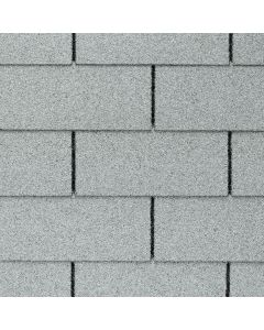 GAF Royal Sovereign 0202920 3-Tab Roof Shingles 33.33 sq ft White