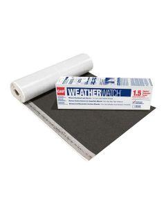 "GAF WeatherWatch 0912000 Roof Underlayment 36""x50' 150 sq ft 1 Roll"
