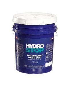 GAF 8900 HydroStop PremiumCoat Finish Coat 5 gallon Gray