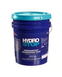 GAF 890026000 HydroStop PremiumCoat Foundation Coat Winter 5gal Green