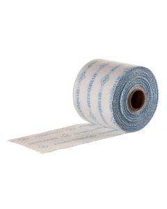 "GAF 890060000 HydroStop PremiumCoat Fabric 4""x300' Polyester White"