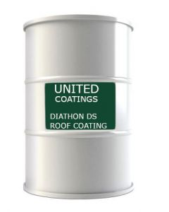 GAF 8901 Diathon DS Roof Coating 55 gallon White