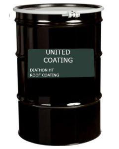GAF 8901 Diathon HT Roof Coating 55 gallon Black