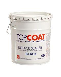 GAF 8901 TopCoat Surface Seal SB 5 gallon Black