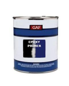 GAF 8905 Epoxy Primer 1 Gallon Clear Black