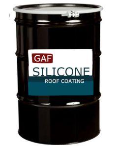 GAF 8905 GAF 8905 Unisil II Roof Coating 50 gallon Black