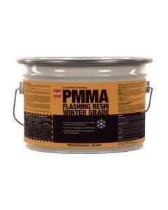 GAF 891174000 PMMA Flashing Resin Winter 2 gallon White