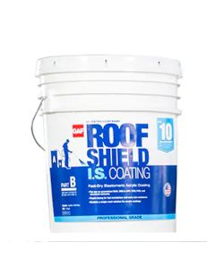 GAF 891238000 Roofshield Instant Set Acrylic Part B 5 gallon