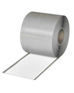 """GAF CT6GR EverGuard TPO Cover Tape Roll 6""""x100' Gray"""