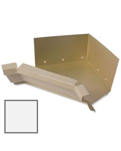 """RAINDROP EXV5 Extreme Valley for 5"""" K Gutters White"""
