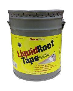 Gaco Roof Tape Liquid 5 Gallon