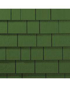 "James Hardie HardieShingle Fiber Cement Straight Siding 15.25""x48"" Mountain Sage 1pc"