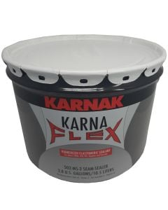 Karnak 502MS Karna-Flex Sealant 3 Gallon White