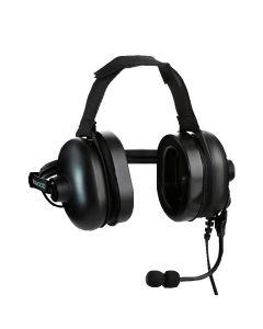 Kenwood KHS10DBH Radio Headset Double Muff K2400 2402 3400 3402 NX