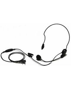 Kenwood KHS22A Radio Headset Single Muff TK2400 2402 3400 3402 NX