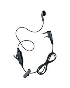 Kenwood KHS26 Radio Earbud for TK2400 2402 3400 3402 NX