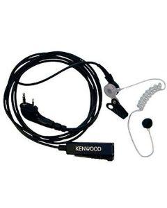 Kenwood KHS8BL Radio Earpiece Two Wire TK2400 2402 3400 3402 NX