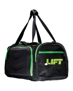 "LIFT ASE14K Shuttle Duffle Bag Black 20"" Gatemouth"