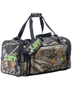 "LIFT ASE15C Shuttle Duffle Bag Camo 20"" Gatemouth"